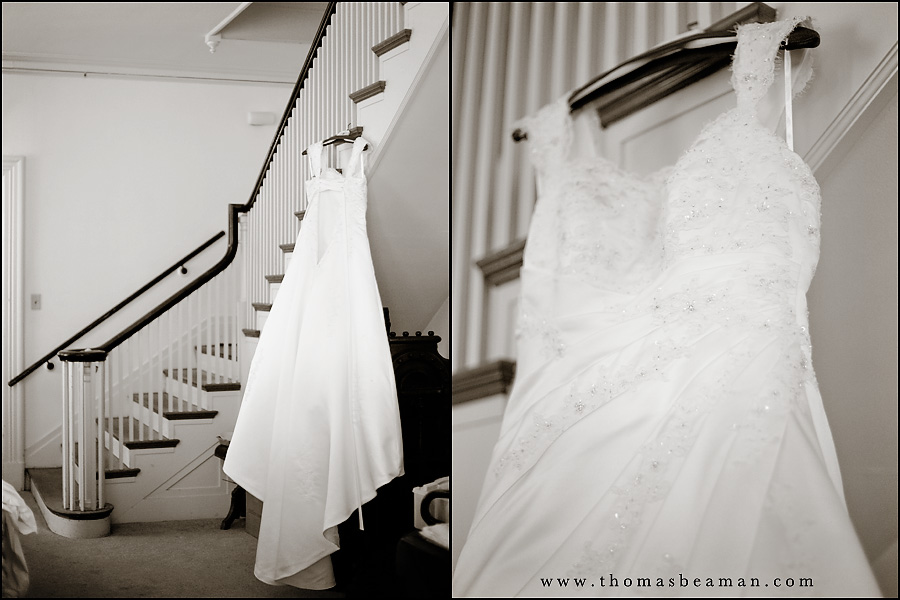 Wedding at aaca museum in hershey pa justin christine for Wedding dresses harrisburg pa